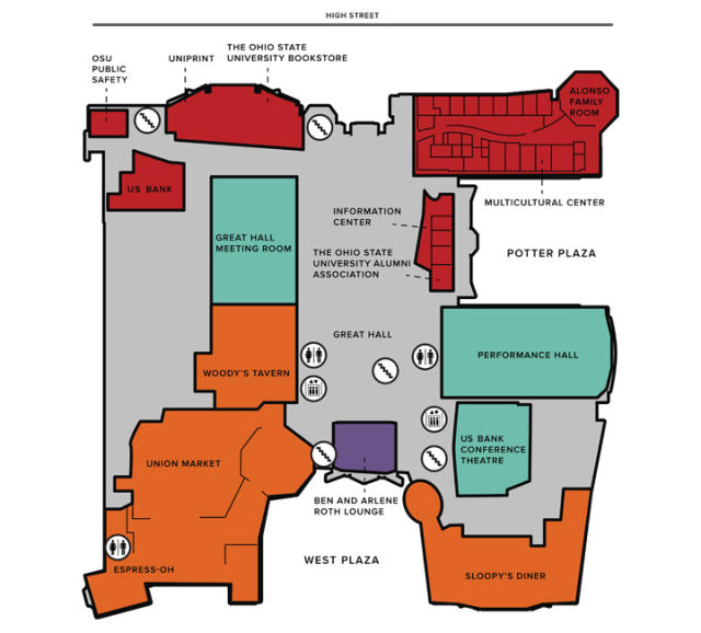 Union Ohio Map.Building Maps Ohio Union