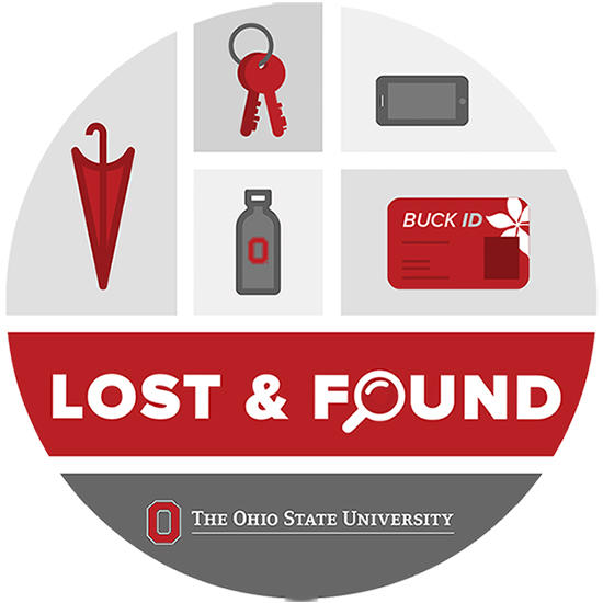 Ohio Union Lost and Found