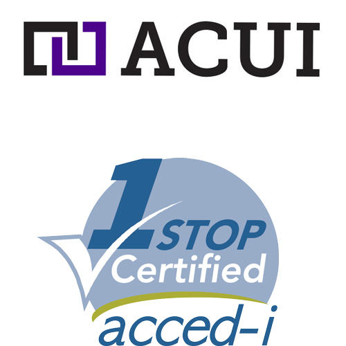 The Ohio Union is a ACUI Member Institution and is a certified ACCED-I One-Stop Shop Program.